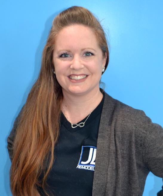 Jeana Flynn, part of the Lynnwood remodeling team