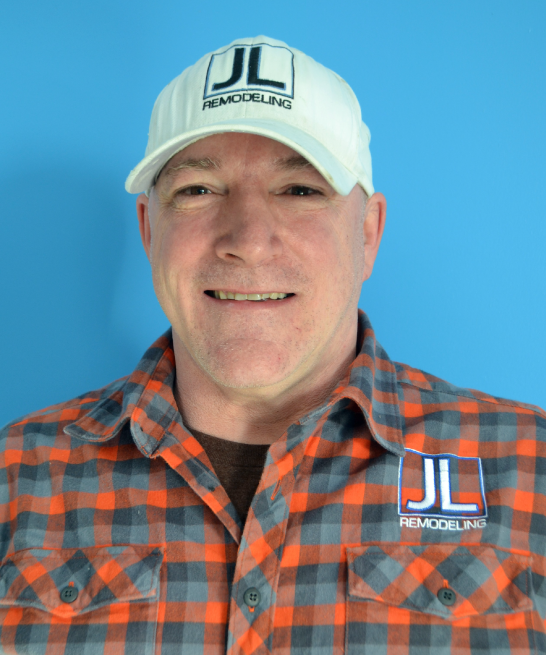 Lance Pillon, a licensed remodeler